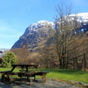 Rowan Tree Lodge & Picnic Spot.