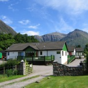 Holly Tree Cottage, Riverbank Holiday Cottages, Glencoe