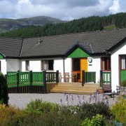 Cherry Tree Cottage, Riverbank Holiday Cottages, Glencoe