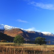Looking towards Tighphuirt and Ballachulish.