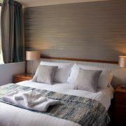 Bedroom 1, Hawthorn Cottage, Glencoe
