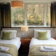Bedroom 2 Hawthorn Cottage Glencoe