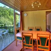 Hawthorn Cottage - The Breakfast Room