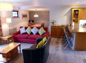 Lounge - Cherry Tree Cottage