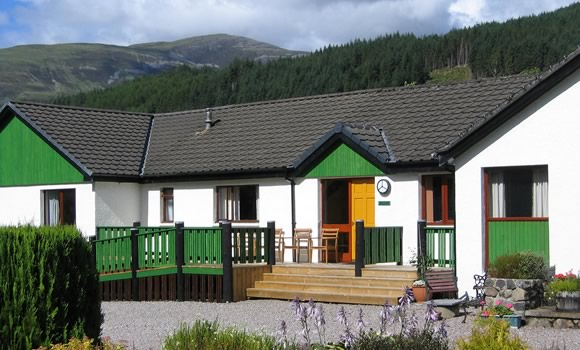Cherry Tree Cottage, Riverbank Cottages, Glencoe