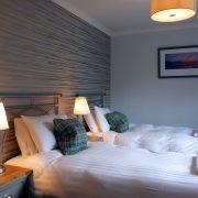 Twin Bedroom - Cherry Tree Cottage, Glencoe