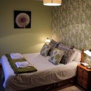 Quarry Cottages, Ballachulish - Double Bedroom