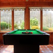 The games room Hawthorn Cottage Glencoe