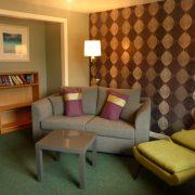 Lounge with a sofa bed - Arivonie Glencoe