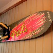 Snowboard Hooks