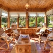 Hawthorn Cottage - The Sun Room