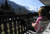 Stay in Chamonix